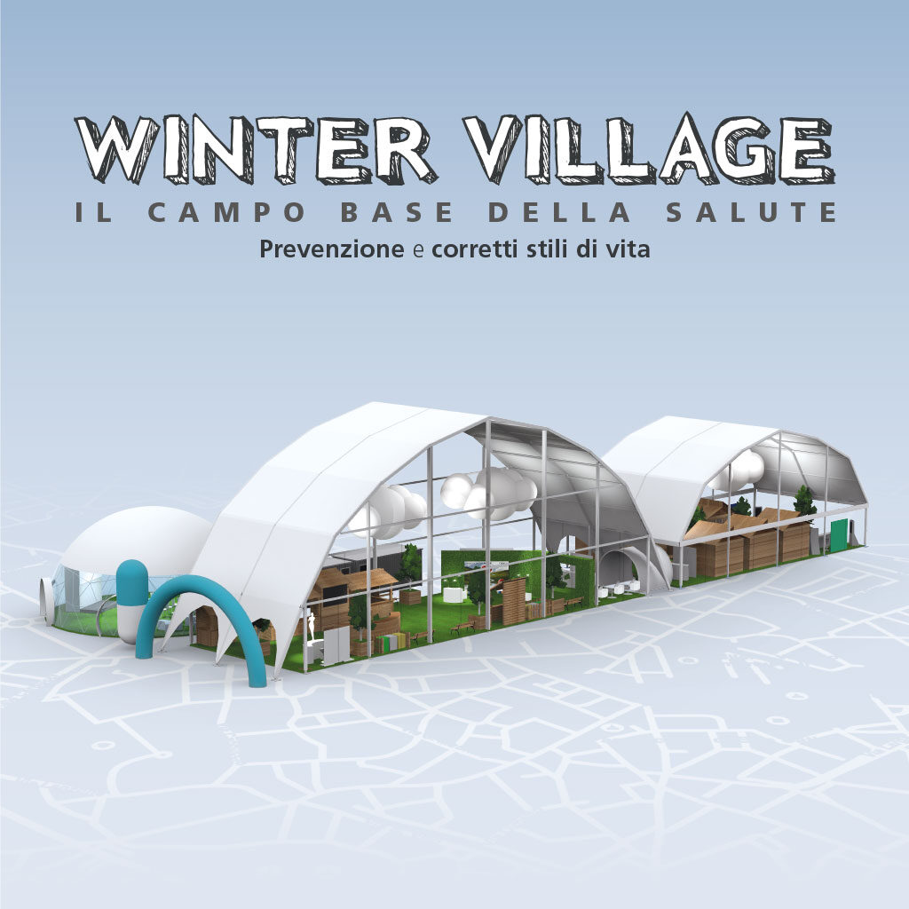 showreel winter village